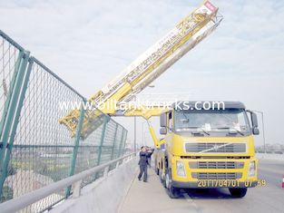 China 8x4 22m Latice under bridge inspection equipment VOLVO With Air suspension system supplier