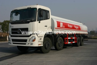 China Kohlenstoffstahl-Rohöl-Transport Dongfeng 8x4 310HP tauscht 24500L fournisseur