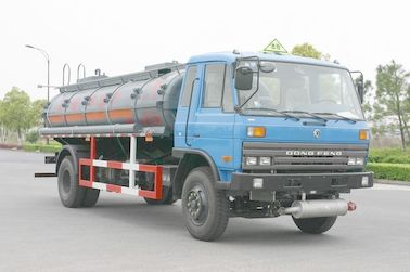 China brennbare Flüssigkeits-Tankwagen-Transport-Äther 10000l 4x2 Dongfeng usine